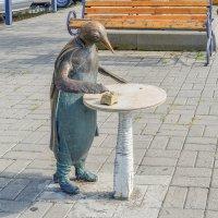 Пингвин-филосов :: Светлана Винокурова
