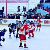 Игра была упорной :: Кай-8 (Ярослав) Забелин