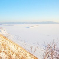 Волга :: Raduzka (Надежда Веркина)