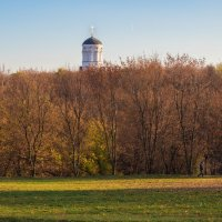 Осень в Коломенском :: Константин Фролов