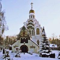Церковь Спаса Нерукотворного Образа в Клязьме :: Евгений Кочуров