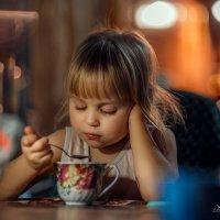 Вечернее чаепитие :: Алёна Дуклер