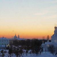 Из окна. Орёл. :: Иван Сурков