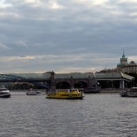Москва-река :: Роман Савоцкий