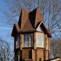 Архитектура из дерева... :: Валерий Подорожный