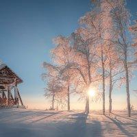 Солнце на Белой Горе :: Fuseboy