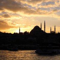 Вечерний Стамбул :: Татьяна [Sumtime]