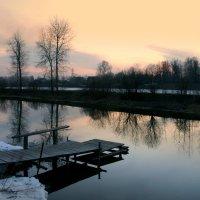 Вечерняя тишина заката :: Нэля Лысенко