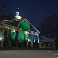 храм св.Сафрония, Шелехов :: Дарья Молчанова
