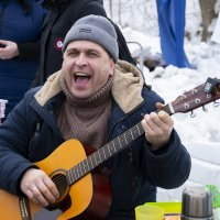 Какой праздник без песни! :: Елена Иванова