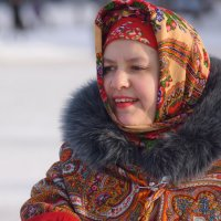 Русская Зима :: Наталия Григорьева