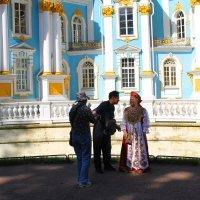 Гостям мы всегда рады.... :: Tatiana Markova