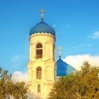Успенский собор вечером :: Андрей Семенов
