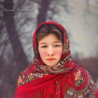 Зима :: Ирина Антонова