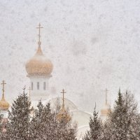 Снег... повсюду снег ❄ :: Владислав Левашов
