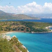 Пейзажи о.Крит. :: Зоя Чария