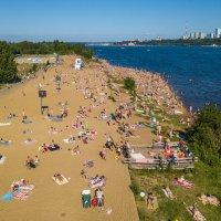 Пермский пляж :: Павел © Смирнов
