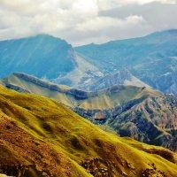 Гора Седло :: Елена (ЛенаРа)