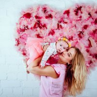 Мама и дочь :: Бережной Юрий