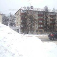 Сугробы января :: Елена Семигина