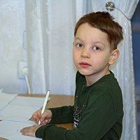 Юный  художник :: Валентин Семчишин