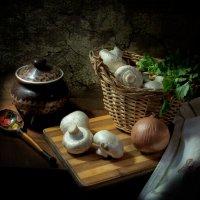 про грибы... :: Виктория Колпакова