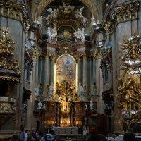 Вена, в соборе Св.Петра :: Алёна Савина