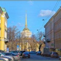 Питер в феврале :: Vadim WadimS67