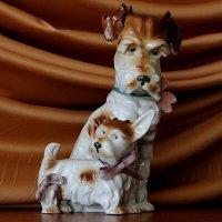 У фарфоровой статуэтки может быть фото-сессия :: Надежд@ Шавенкова