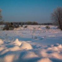 Зим ярославских снежная краса-15 :: Юрий Велицкий