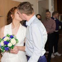 Поцелуй :: Владимир Фролов