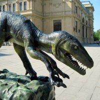 Планета динозавров. :: Ирина ***