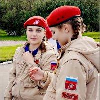 А к девочке присмотрись, девочка правильная...© :: Кай-8 (Ярослав) Забелин
