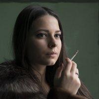 Портрет #2 :: Анатолий Бастунский