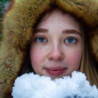 Зимний портрет :: Artem