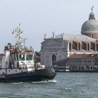 Venezia. Canale Della Giudecca. Chiesa del Santissimo Redentore. :: Игорь Олегович Кравченко