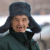 Наш весёлый сосед :: Евгений Печенин
