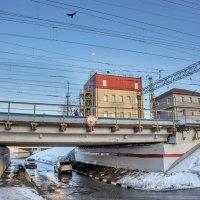 Николаевская железная дорога :: Ирина Шарапова