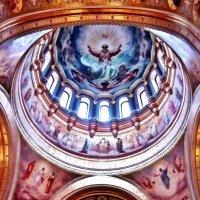 Купол Храма Христа Спасителя :: Елена (ЛенаРа)