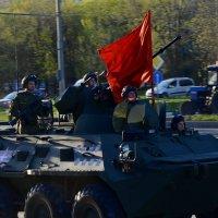 Поздравляю с Днём защитника Отечества! :: Ольга Русанова (olg-rusanowa2010)