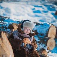 маленький лесоруб :: Anastasiya Barashova