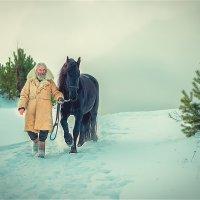 деревенская жизнь :: Юлия Раянова