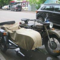 Мотоцикл :: Maikl Smit