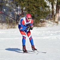 Первенство России по биатлону :: Ольга Митрофанова