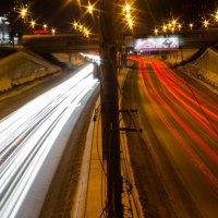 Ночной трафик :: Artem