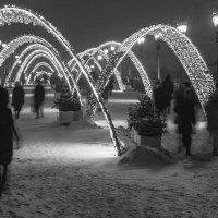 Патриарший мост :: Сергей Александрович