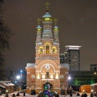 Монастырь. Зима в Обители. :: Геннадий Александрович