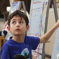 дети рисуют 1 :: Николай Семёнов