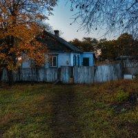 Золотая осень ... :: Евгений Хвальчев