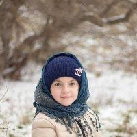 И до Кубани зима добралась) :: Анастасия Худошина